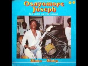 Osayomore Joseph - TANKER DRIVER